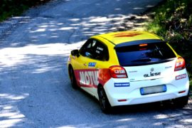 wrapping su auto da rally a torino